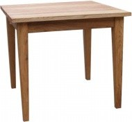 BROOKLYN OAK SQUARE DINING TABLE