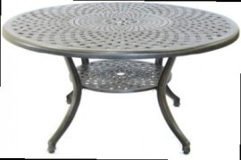 Royalcraft Eclipse 150 Round Table with Lazy Susan