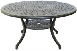 Royalcraft Eclipse 180cm round table with Lazy Susan