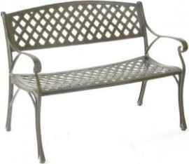 Royalcraft Eclipse 2 seater bench