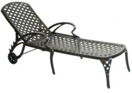 Royalcraft Eclipse Sun Lounger