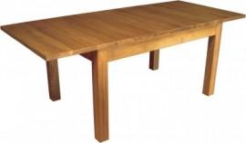 MODERN SHAKER EXTENDING DINING TABLE