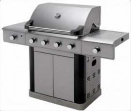 Platinum 600 De-Luxe Barbecues