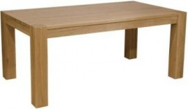 Trend Large Oak Dining Table