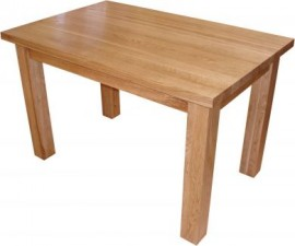 TIMELESS MEDIUM OAK DINING TABLE