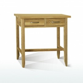 Windsor Console table with 2 drawers by Telnita