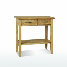 Windsor Console table 2 drawers with shelf by Telnita