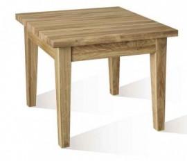 Windsor oak side table by Telnita