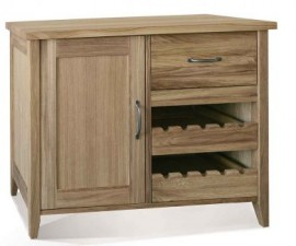 Windsor sideboard with wine rack by Telnita