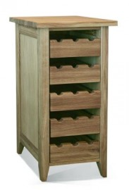 Windsor wine rack by Telnita