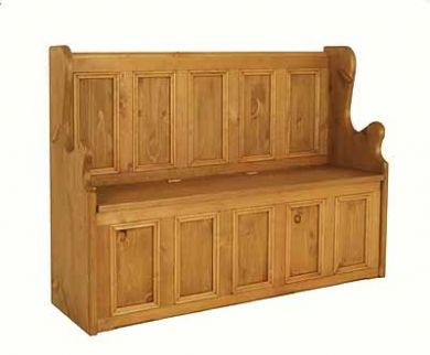 4 Pine Monks Bench Direct Homeware Oak Furniture